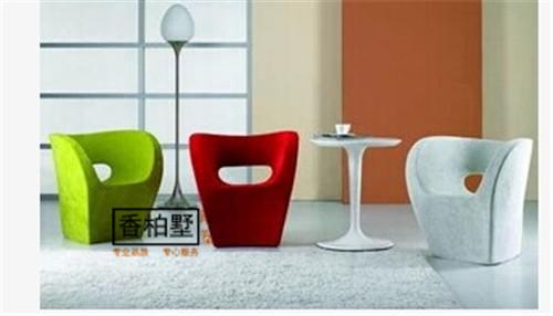 简约现代  商场休闲座椅公共休息区  玻璃钢休闲椅  创意个性凳子