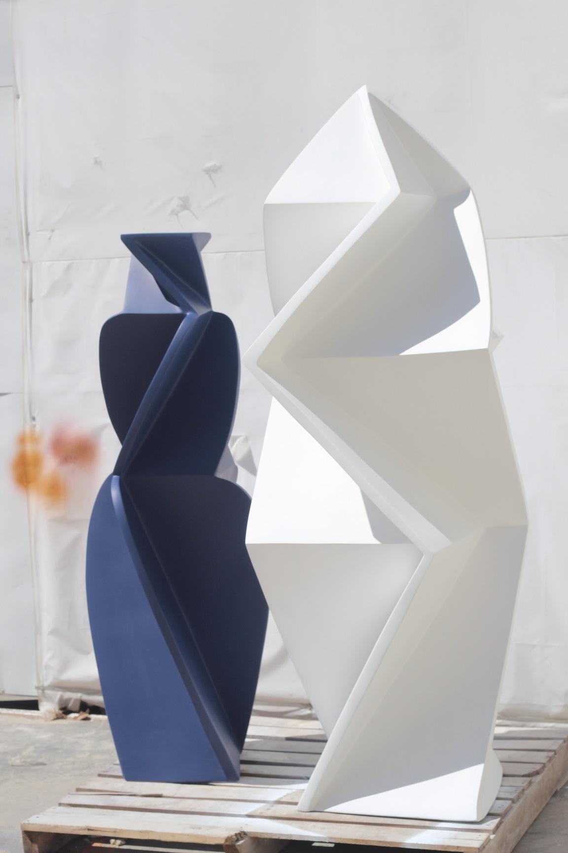 玻璃钢油漆饰品045
