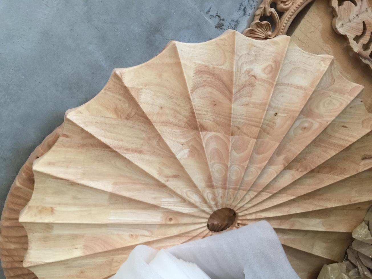实木材质伞