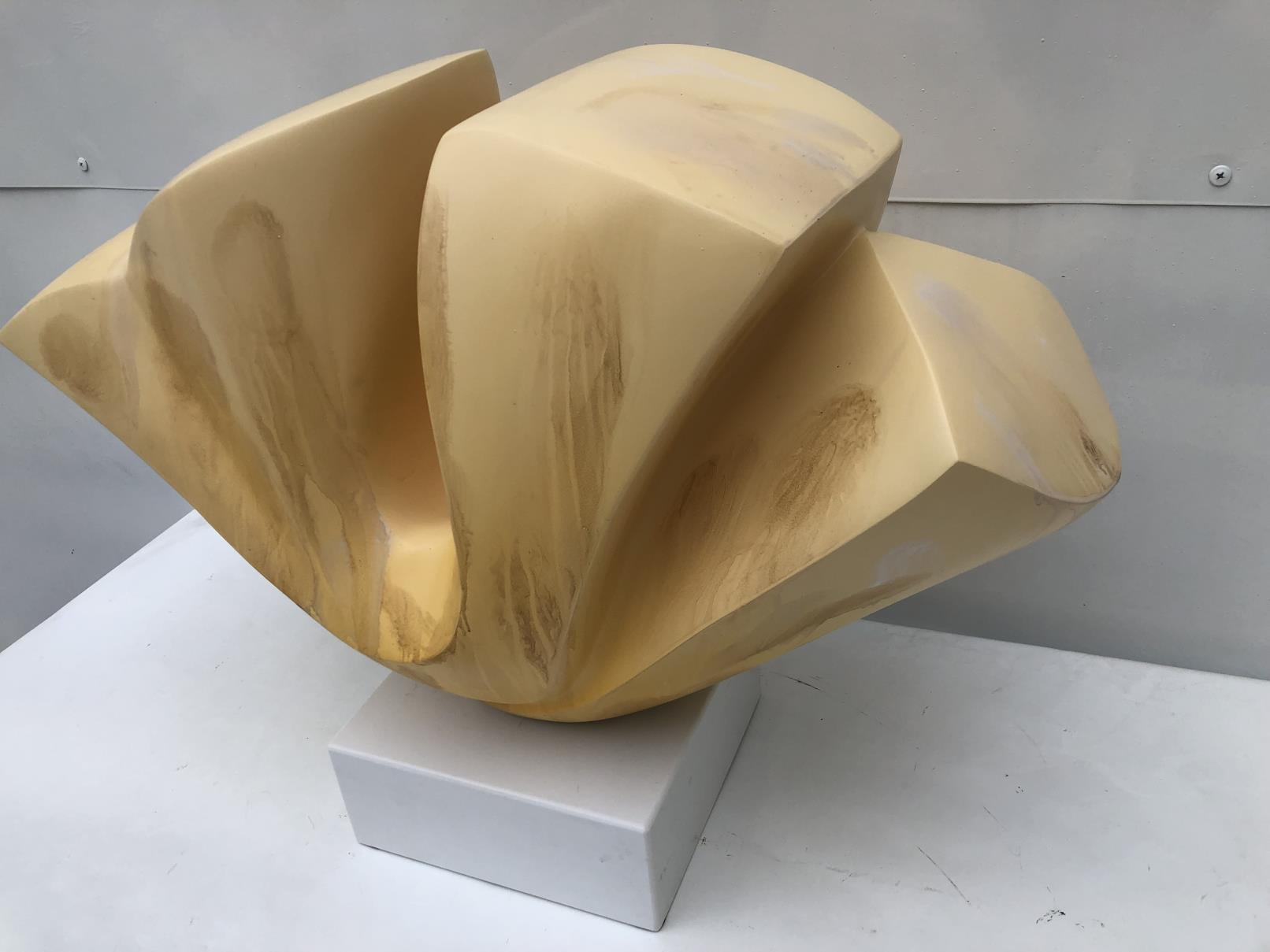 实木木雕贝壳